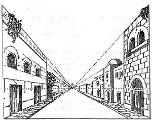 annaritamaestra - Disegnare in prospettiva