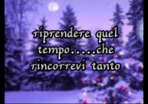 Buon Natale Di Enzo Iacchetti Karaoke.Annaritamaestra Karaoke Natalizi